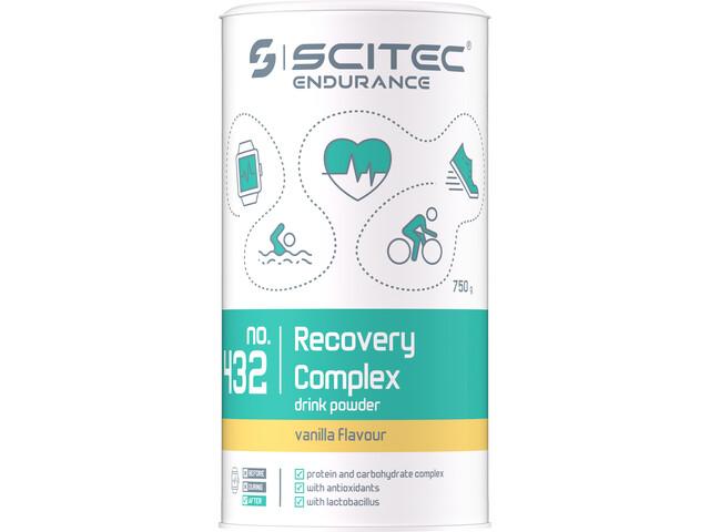 SCITEC Recovery Complex Boisson en poudre 750g, Vanilla